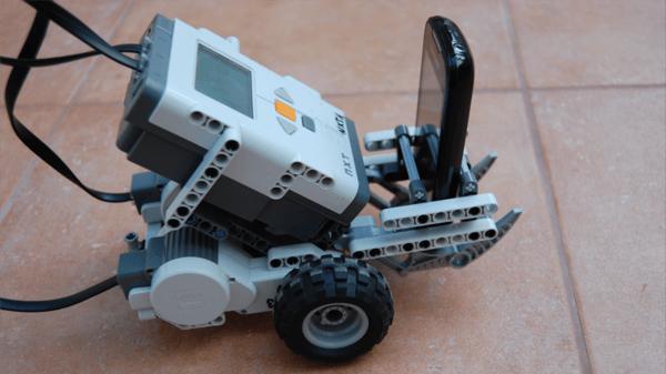 Robotics Lego Camera Challenge