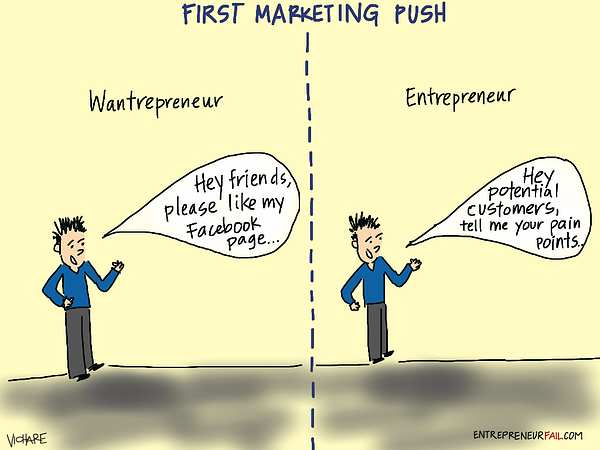 entrepreneurfail-First-Marketing-Push